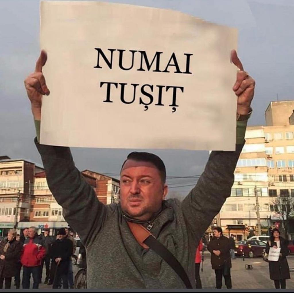 """Măi dragi români inconștienți, """"numai tușiț"""" pe domeniul public, e Ordonanță Militară!"""